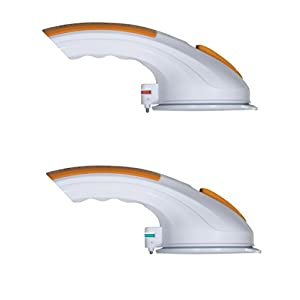 "Drive Medical Suction Cup Dual Rotating Grab Bar, 19 3/4"""