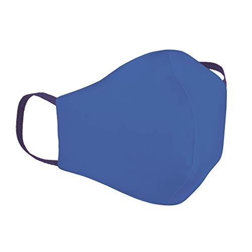 SUMTTER Face Shield für Mund Nase,3D Fashion Mundschutz für Damen/Herren, SchutzSchals Gesichtsvisier aus Bunt Stoff, Schutzvisier, Atmungsaktiv Universal Gesichtsschutz