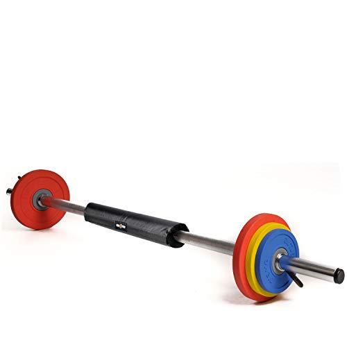 Sveltus Kit Fit\'US Langhantelset 8kg mit Nackenpolster