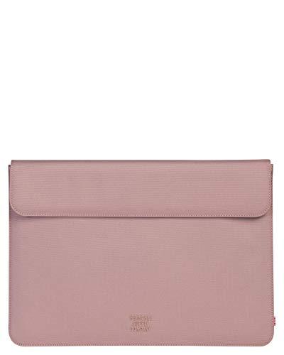 Herschel Spokane Sleeve for MacBook/iPad, Ash Rose, 15-Inch