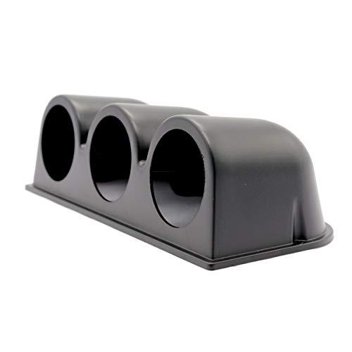 Eling Support de voiture en plastique pour compteur de voiture 2 pouces (52mm)