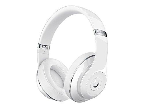 Beats Studio Wireless Over-Ear Headphone (White Gloss)