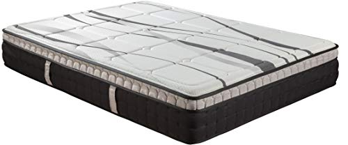 Best Prices! Luxury Gel Memory Foam Mattress with LuxoSoft 450gsm Tencel Cover - 2019 Genesis L Seri...