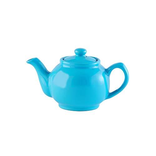 Price & Kensington 0056.608 - Tetera, Capacidad para 2 Tazas, tamaño pequeño, Color Azul