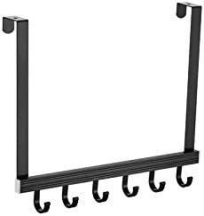 service Niubiyaggj Command Hook Movable Behind Door Punch-Free Mail order The