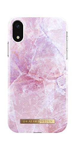 iDeal Of Sweden Handyhülle für iPhone XR (Pilion Pink Marble)
