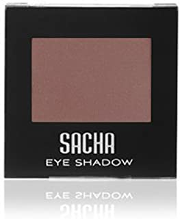 Single Eye Shadow by Sacha Cosmetics, Best Highly Pigmented Eyeshadow Makeup Powder, Shimmer Glitter & Matte Colors, 0.06 ...
