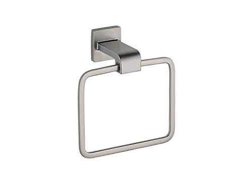 Delta Faucet 77546-SS Ara, Towel Ring, Brilliance Stainless