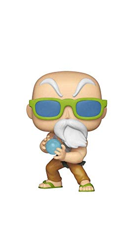 Funko- Pop Vinyl: Animation: Dragon Ball Super: Master Roshi (MAX Power) Vinilo, Multicolor, Talla única (36607)