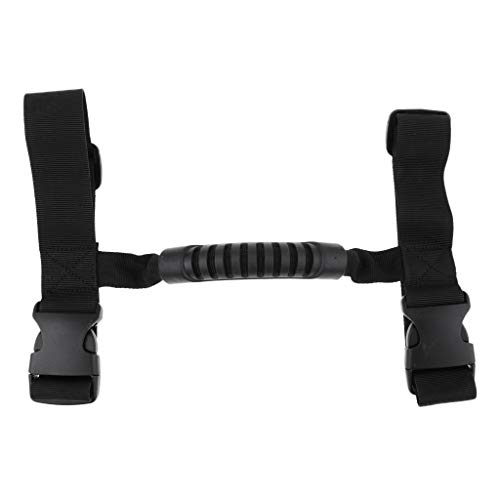 Baosity Universal Scuba Diving Adjustable Tank Cylinder Carrier Holder Strap with Carry Handle