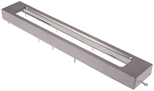 Horeca-Select Rahmen für Mikrowelle GMW1030 Breite 72mm Höhe 34mm Länge 484mm