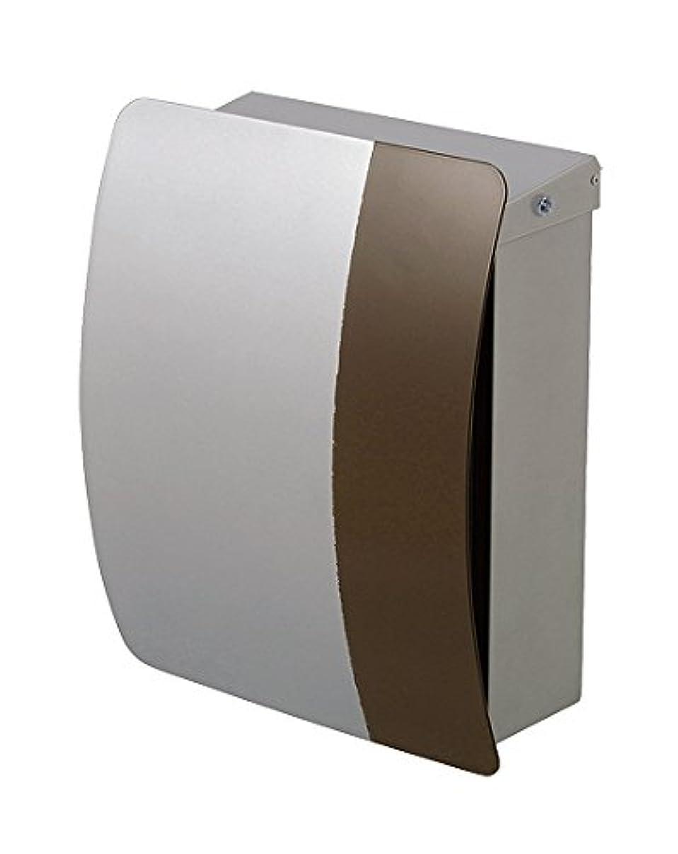 レベル副産物センブランス福彫 デザインポスト バレット PBA-B ブラウン