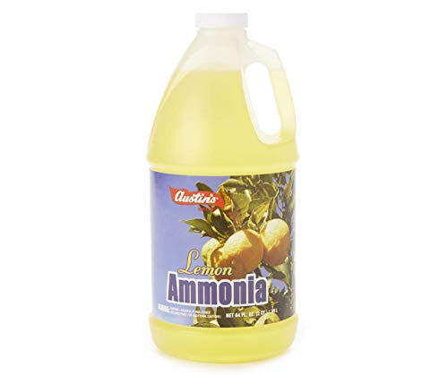 Austin's Lemon Scented Ammonia 64 Oz