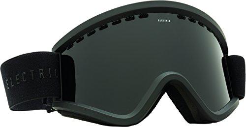 Elektrische California EGV Erwachsene Brillen (eine Größe passt für alle) Small Matte Black Frame