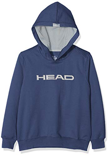 HEAD Swimming Team Hoody Jr. Jungen Jacke S Azul (BL)