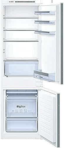 Bosch KIV86VS30 Serie 4 Einbau-Kühl-Gefrier-Kombination / A++ / 177,5 cm Nischenhöhe / 231 kWh/Jahr / 191 L Kühlteil / 76 L Gefrierteil / LowFrost / BigBox