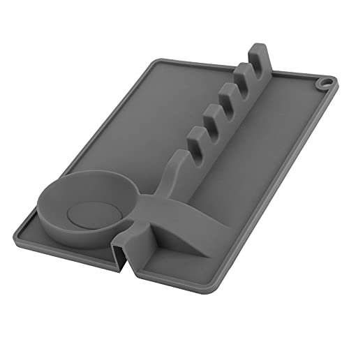 Spoon Rest, Lightweight Utensil Holder Easy to Carry Easy to Clean for Kitchen for Spoons