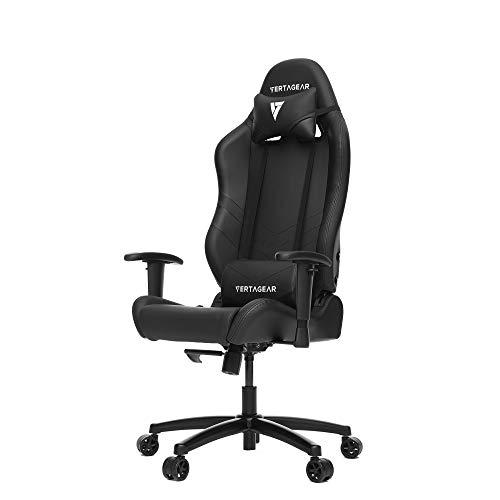 Cadeira Gamer Vg-Sl1000, Windows, Vertagear, Racing Series, Black/Carbon Edition