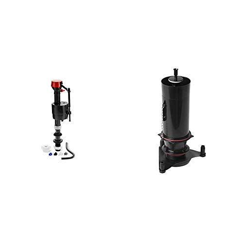 Kohler Genuine Part Gp1083167 Silent Fill Valve Kit For All Kohler Class Five Toilets,12.5' x 3.5' x with KOHLER K-1117210 Flush Valve Kit, 1.28,Black