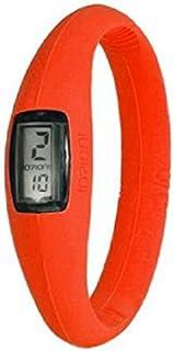 IOION E-RGF25-I Casual Watch For Unisex Digital Silicone - Orange