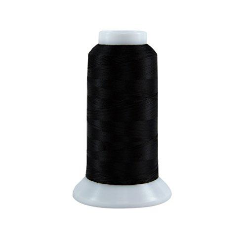 Superior Threads 11402-625 Black 60W Bottom Line Polyester Thread, 3000 yd