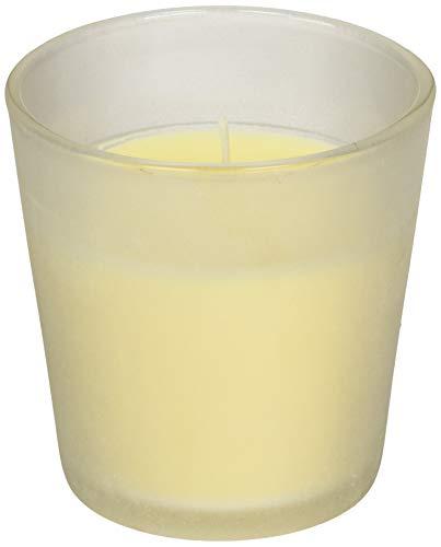 Pajoma Duftkerze ''Vanille'' im satiniertem Glas, 124 g, Brenndauer: 25 Stunden, inkl. edler Geschenkverpackung