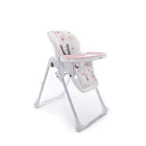 Cadeira de Refeição Feed, Safety 1st, Pink Sky