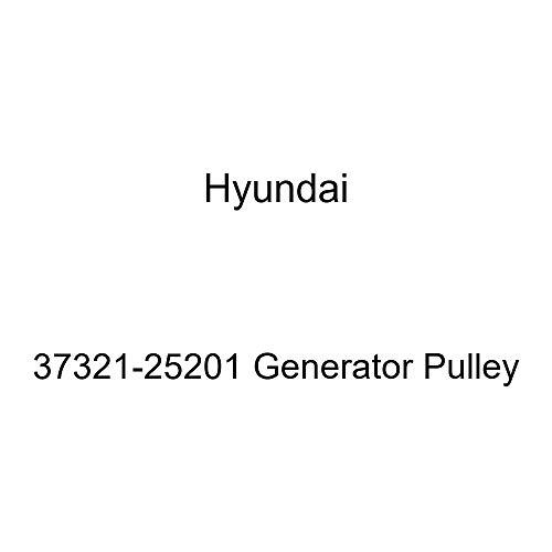 Genuine Hyundai 37321-25201 Generator Pulley
