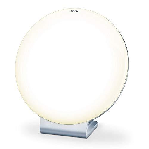 Beurer TL 50 Lampe de luminothérapie - 10 000 Lux - Simulation de la Lumière du Jour pour le Bien-être - CE Médical