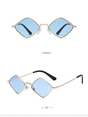 KONGYUER Sonnenbrille Mode Viereckige