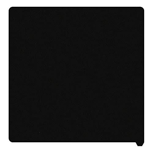 Huhu Geeetech 2 unids Mylar Pieza Pasta a Hotbed 235 * 235mm 260 * 260mm 330 * 330mm Ajuste para A10 / A20 / A10m / A20m / A30 / A30m / E180 Impresora 3D (Color : 2 PCS, Size : 330x330x0.4mm)
