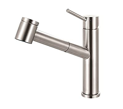 Franke FFPS3450 Faucet, 9 7/8-inch, Stainless steel