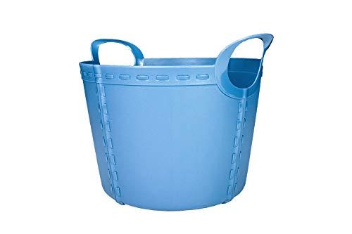 SP Berner - Barreño Grande | Cubo de Plastico con Asas - 15 litros - Violeta