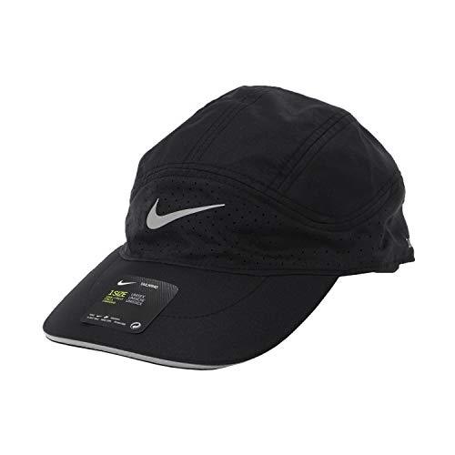 Nike Unisex-Erwachsene U Nk Arobill Tlwd Cap Elite Kappe, schwarz, Einheitsgröße
