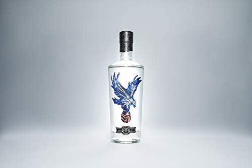 Bohemian Brands Crystal Edition Crystal Palace FC Premium Vodka, 70 cl