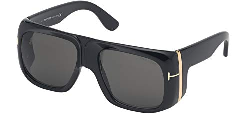 Preisvergleich Produktbild Tom Ford Sonnenbrille Gino (FT0733 01A 60)