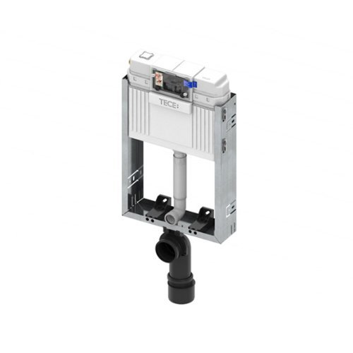 TECE Box WC-Modul mit Uni-Spülkasten ( Bauhöhe 106 cm;  Breite 47,5 cm; hydraulisches Füllventil) 9370000
