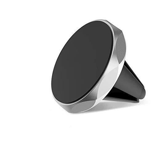 USNASLM Soporte universal para teléfono de coche, soporte magnético para rejilla de ventilación, para coche, GPS, iPhone, Samsung, Xiaomi Z2