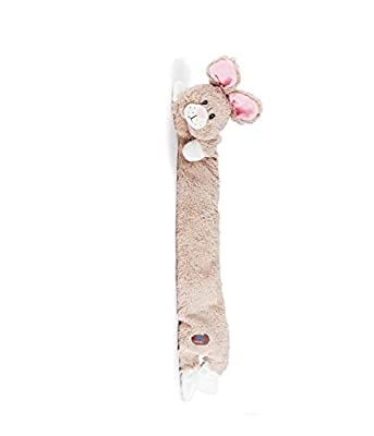 Charming Pet Longidudes Rabbit Plush Dog Toy - Super Long Squeaky Toy - Tough and Durable Interactive Soft Stuffed Toy for Dogs