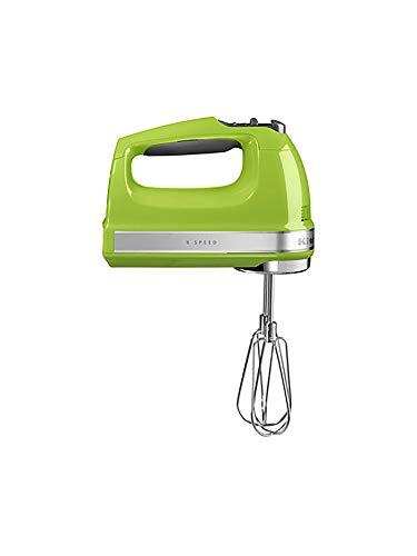 KitchenAid 5KHM9212EGA Batteur 9 vitesses - Green Apple, Corps: Plastique, Vert Pomme