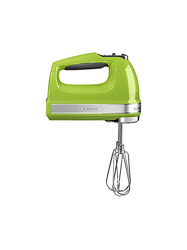 KitchenAid Batteur 9 vitesses - Green Apple, Corps: Plastique, Vert Pomme