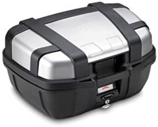 Top Case//c/ôt/é Coque Vespa GTS 300/Dlm30/a Trekker Dolomiti GIVI Monokey 30/litres Argent