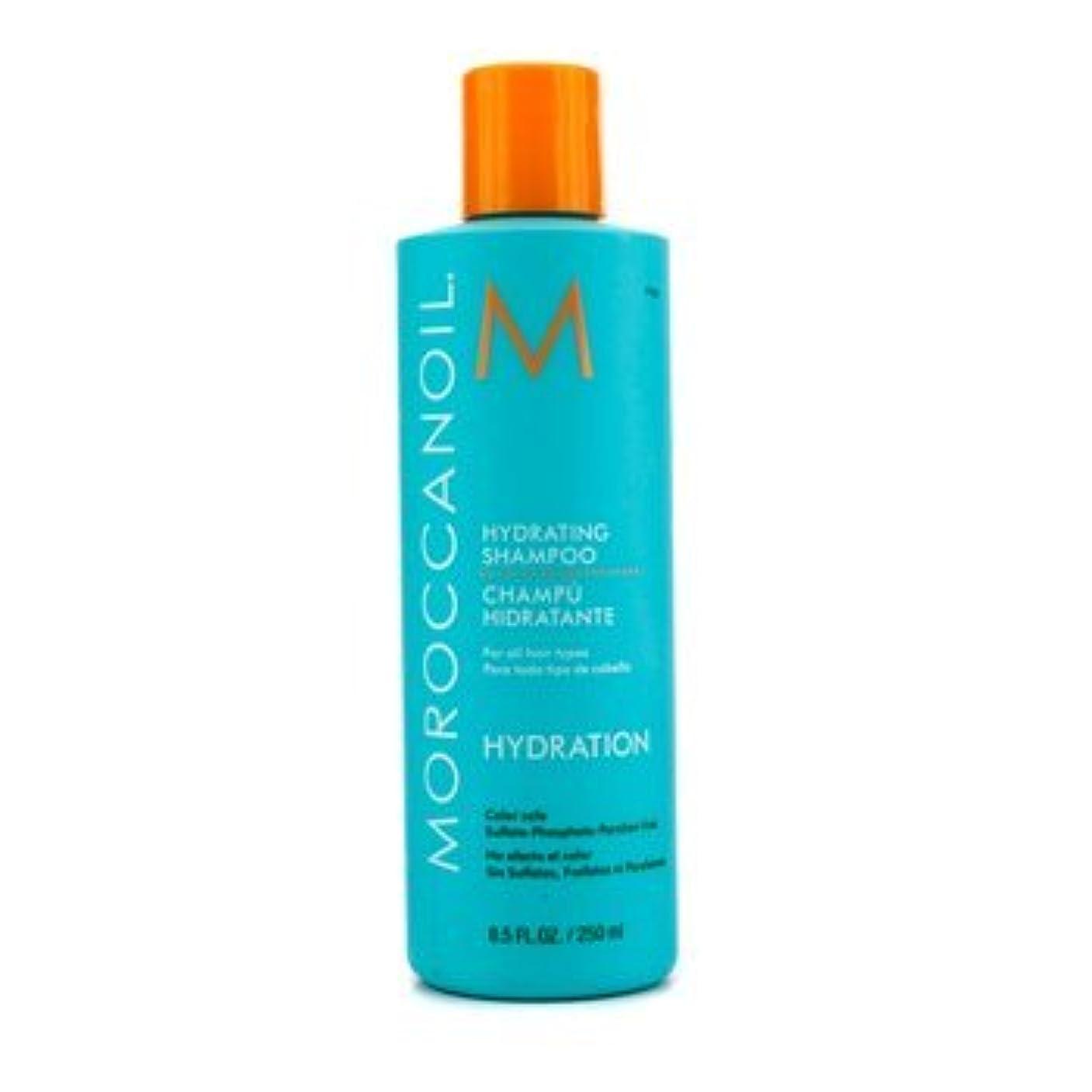 バッジ記者ウガンダ[Moroccanoil] Hydrating Shampoo (For All Hair Types) 250ml/8.5oz