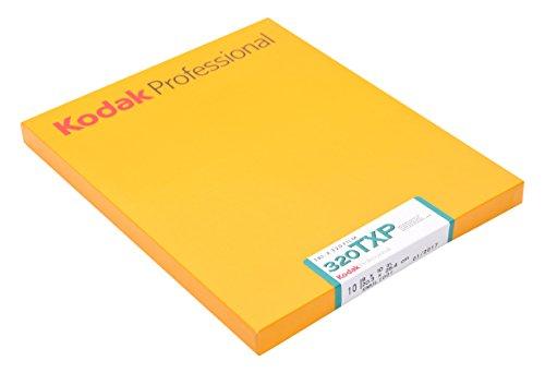 KODAK Tri-X Pan TXP Professional 4164 Black & White Film ISO 320, 8x10'-10 Sheets