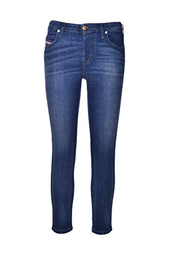 Diesel BABHILA 0098Z Jeans Donna Denim Medium Blue 26 L30