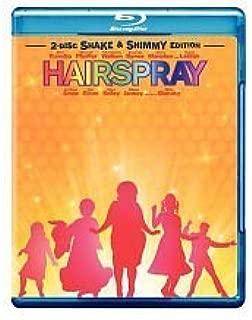 Hairspray: 2-Disc Shake & Shimmy Edition [Blu-ray] (2007)