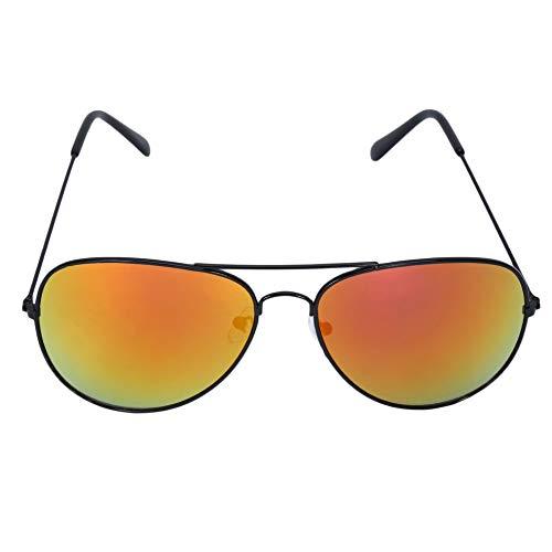 BlackUdragon Gafas de sol ligeras y elegantes, clásicas para hombres y mujeres, con protección UV, reflectantes, para deportes