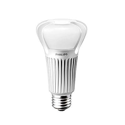 Philips 453340 3 Way Bulb LED Light Bulb 5W/9W/20W (40W/60W/100W) Soft White, Dimmable
