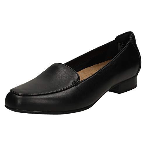 Clarks Clarks Enery Power Damen-Schuhe mit Absatz, Schwarz - Schwarz - Größe: 43 EU