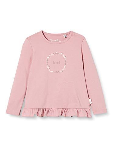 Sanetta Baby-Mädchen FIFTYSEVEN Dark Rose Kleinkind T-Shirt-Satz, rosa, 074